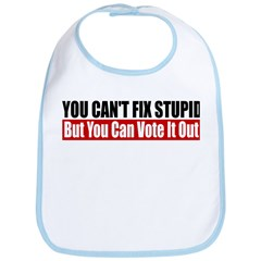 You Can't Fix Stupid Bib