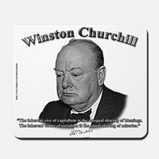 Winston Churchill 01 Mousepad