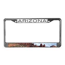 AZ License Plate Frame