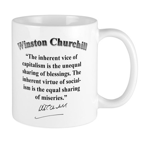 Winston Churchill 01 Mug