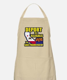 Deport them to San Francisco Apron