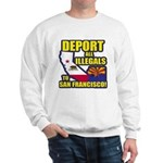 Deport them to San Francisco Sweatshirt