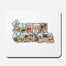 Vintage South Carolina Mousepad