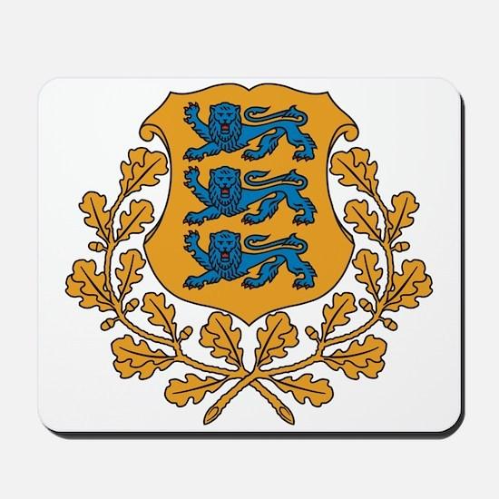 Estonia-Eesti Vabariik Mousepad
