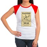 Wanted Cupid Women's Cap Sleeve T-Shirt
