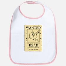 Wanted Cupid Bib