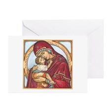 Religious Art Greeting Cards (Pk of 10)