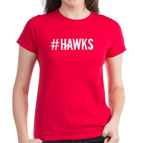 #HAWKS Women's Dark T-Shirt