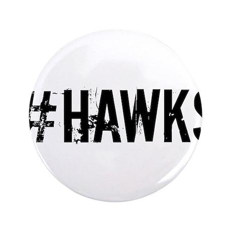 "#HAWKS 3.5"" Button"