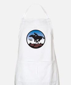 The Pony Express Apron