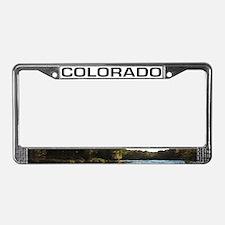 CO License Plate Frame