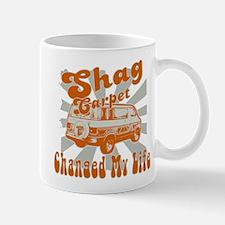 SHAG CARPET CHANGED MY LIFE Mug