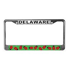 DE License Plate Frame