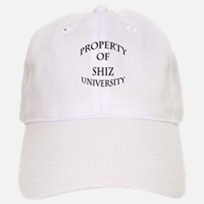 Property Of Shiz Baseball Baseball Cap
