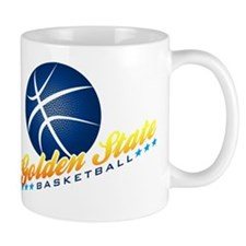 Golden State Basketball Mug