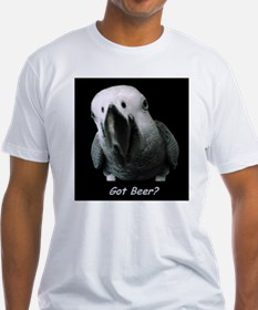 Funny African grey Shirt