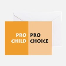 Pro Choice Greeting Cards (Pk of 10)