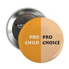 Pro Choice Button