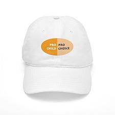 Pro Choice Baseball Cap
