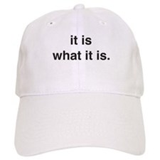 Funny Simple Baseball Cap