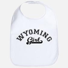 Wyoming Girl Bib