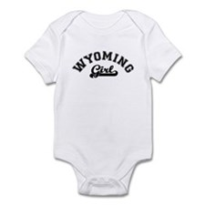 Wyoming Girl Infant Creeper