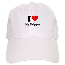 My Skipper: Baseball Cap