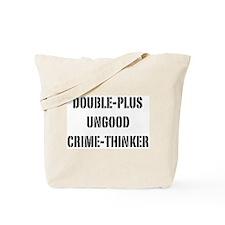 Crimethink Tote Bag