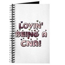 Loving Being A CNA Lovin' hea Journal