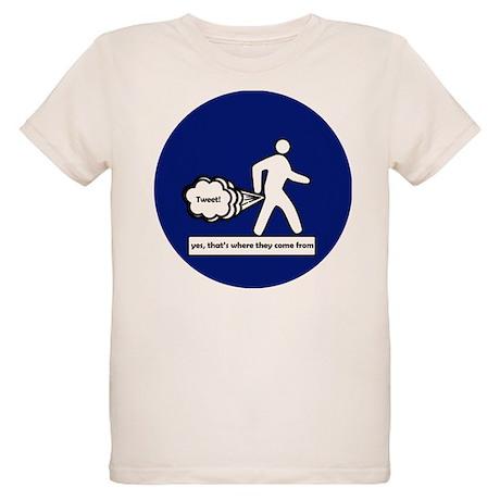 Tweet Organic Kids T-Shirt