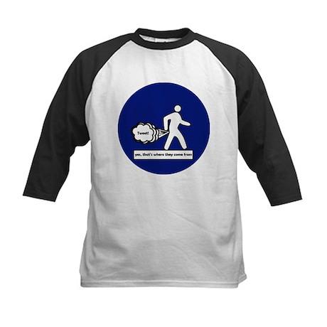 Tweet Kids Baseball Jersey