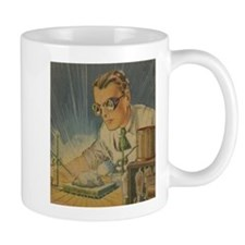 Tom Swift in the Lab Mug