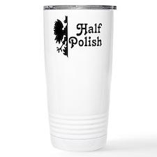 Half Polish Travel Mug