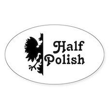 Half Polish Decal