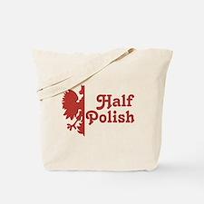 Half Polish Tote Bag
