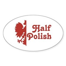 Half Polish Decal