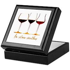 Wine Keepsake Box
