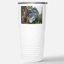 Travel Mug-Koalas