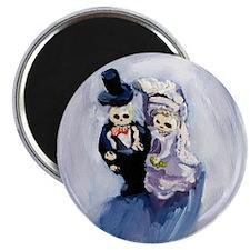 Voodoo Wedding #1 Magnets