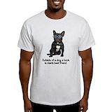 Outside of a dog Light T-Shirt