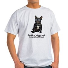 Best Friend French Bulldog T-Shirt