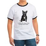 Best Friend French Bulldog Ringer T