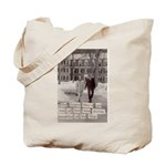 Face time Tote Bag