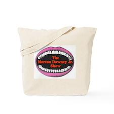 Morton Downey Jr. Tote Bag