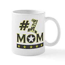 """#1 Army Mom"" Mug"