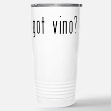 got vino? Travel Mug