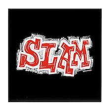Slam Tile Coaster