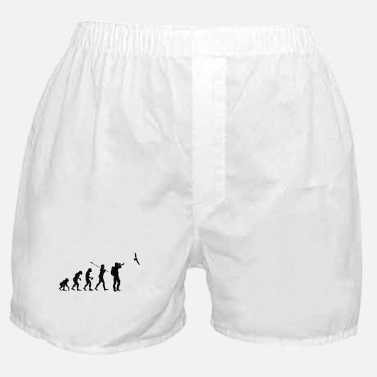 Bird Watcher Boxer Shorts