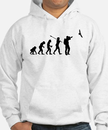 Bird Watcher Hoodie Sweatshirt