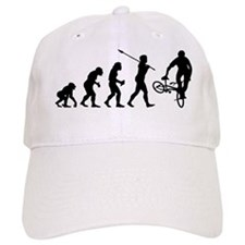 BMX Rider Baseball Cap